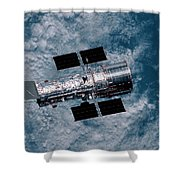 The Hubble Space Telescope Shower Curtain