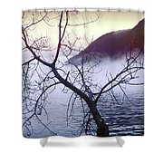 The Hudson Highlands Shower Curtain