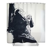 The Hunchback Of Notre Dame Shower Curtain