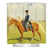 The Hussar Shower Curtain