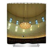 The Interior Lighting Shower Curtain