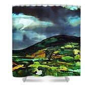 The Irish Hills Shower Curtain