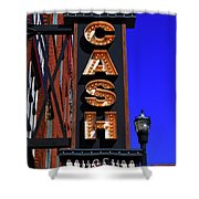 The Johnny Cash Museum - Nashville Shower Curtain