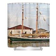 The Kaiui Ana - Ocean City Maryland Shower Curtain