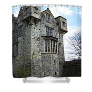 The Keep At Donegal Castle Ireland Shower Curtain