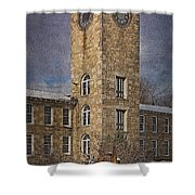 The Kirby Mill 1882 Shower Curtain