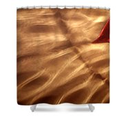 The Kiss Of The Sun Shower Curtain