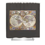 The Known World Shower Curtain