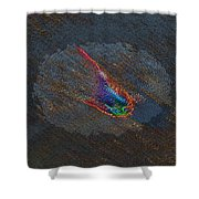 The Koi Cometh Shower Curtain