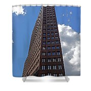 The Kollhoff-tower ...  Shower Curtain