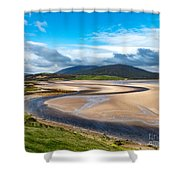 The Kyle Of Durness Shower Curtain