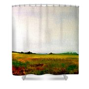 The Land Beyond Shower Curtain