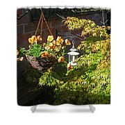 The Lantern Shower Curtain