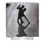 The Last Dance Shower Curtain