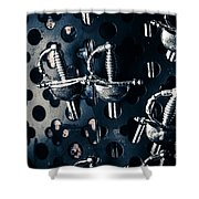 The Last Stand Shower Curtain