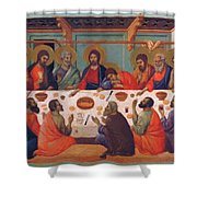The Last Supper 1311 Shower Curtain