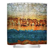 The Layers Shower Curtain