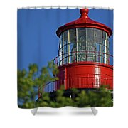The Lens Shower Curtain