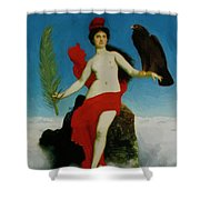 The Liberty 1891 Shower Curtain