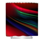 The Light Fantastic Shower Curtain