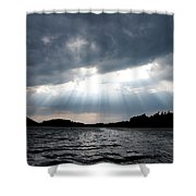 The Light Shower Curtain