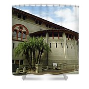 The Lightner Museum Shower Curtain