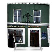 The Linen Chest Dingle Ireland Shower Curtain