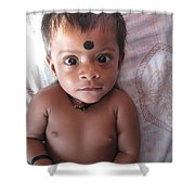 The Little One Shower Curtain