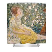 The Little Princess  Shower Curtain