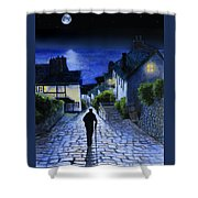 The Long Journey Home Shower Curtain