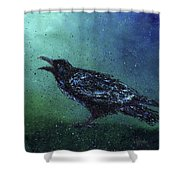 The Long Night Ends Shower Curtain