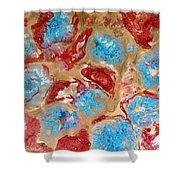 By Any Stretch Of Imagination  Shower Curtain