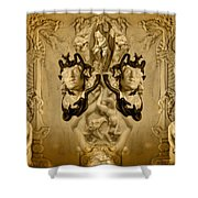 The Lord Of Shadows  Shower Curtain