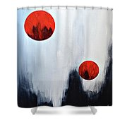 The Loss Of Innocence Shower Curtain