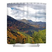The Love Of Nature Shower Curtain