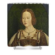 The Magdalen   Shower Curtain