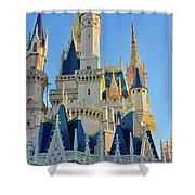 The Magic Castle Shower Curtain