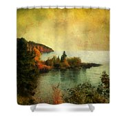 The Magic Hour Shower Curtain