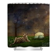 The Magical Of Life Shower Curtain