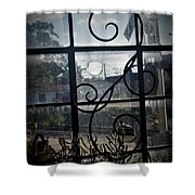 The Magicians Across The Tracks Shower Curtain