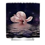 The Magnolias Shower Curtain