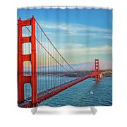 The Majestic Shower Curtain