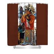 The Malecon 4 Shower Curtain