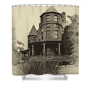 The Manor House Shower Curtain