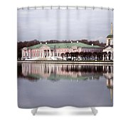 The Manor Of Kuskovo, Moscow Shower Curtain
