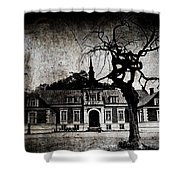 The Mansion Shower Curtain