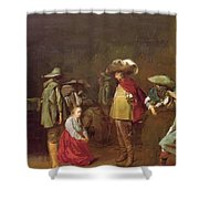 The Marauders 1635 Shower Curtain