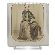 The Married Woman Shower Curtain