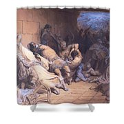 The Martyrdom Of The Holy Innocents 1868 Shower Curtain