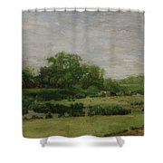 The Meadows Gloucester New Jersey 1883 Shower Curtain